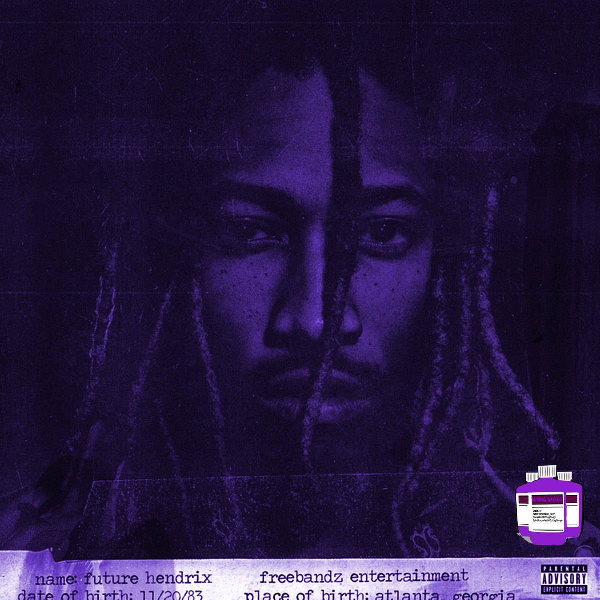 Future Mixtape Future Chopped X Screwed Djyung Avage