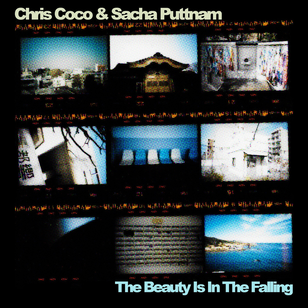 Sasha Chris Badkamer The Beauty Is In The Falling Chris Coco