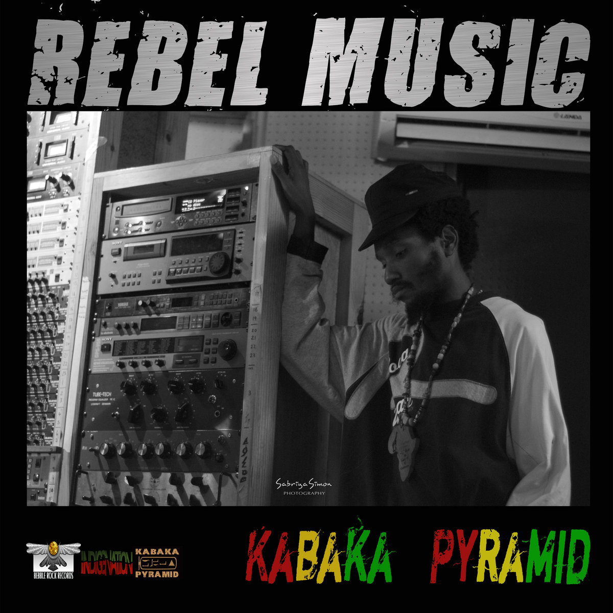 The Music Ep Rebel Music Ep Kabaka Pyramid