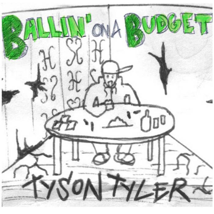 Tyson Tyler - Ballin On A Budget Breakin Wreckwordz