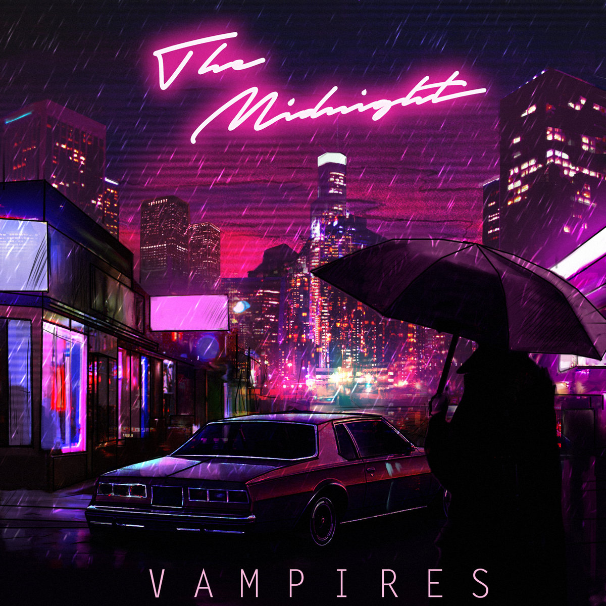 The Cars Band Cover Wallpaper Vampires The Midnight