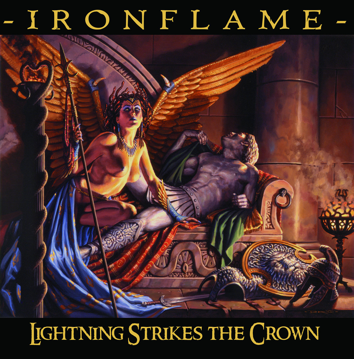 On Heavy Metal Heavy Metal Warriors Ironflame