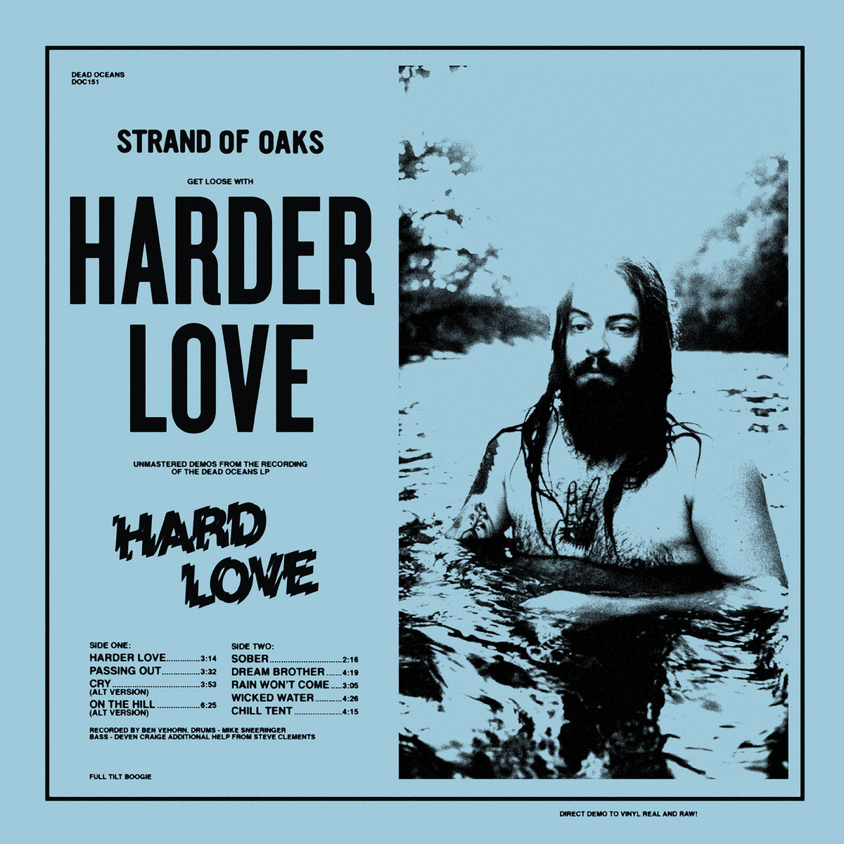 Poster Strand Strand Of Oaks Releasing A Collection Of Demos Called Harder Love