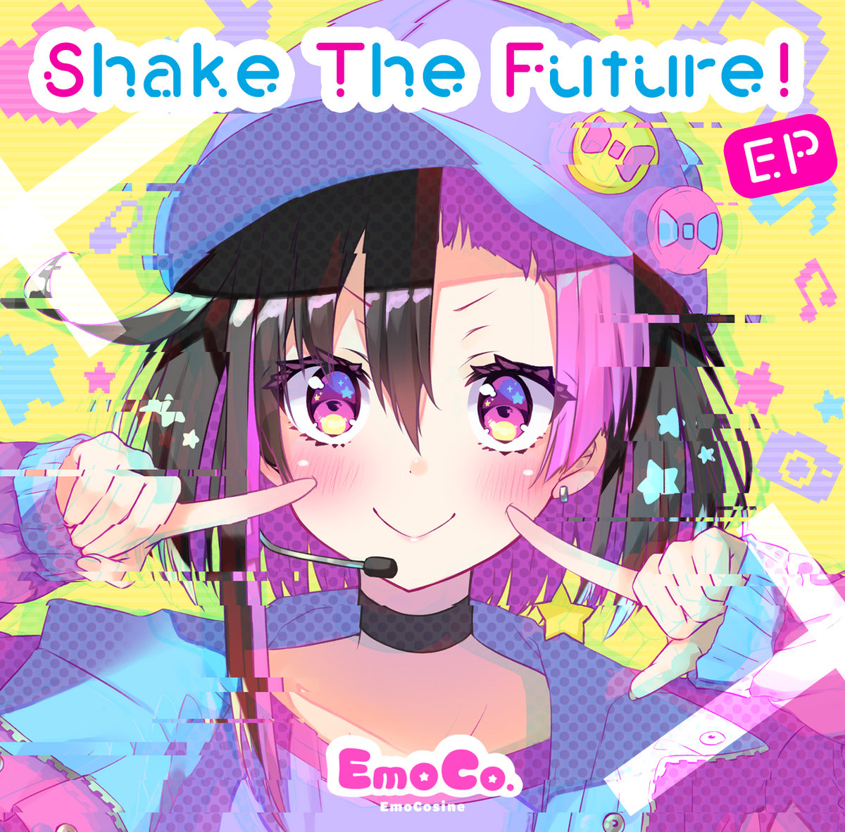 The Music Ep Shake The Future Ep Attack The Music