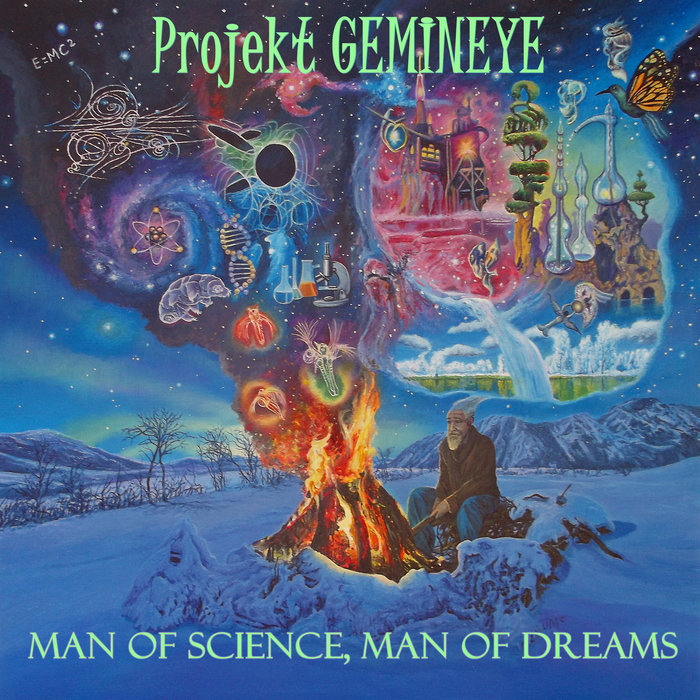 Man Of ScienceMan Of Dreams Projekt Gemineye