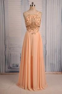 Sexy Prom Dresses,Spaghetti Straps Evening Dresses,New ...