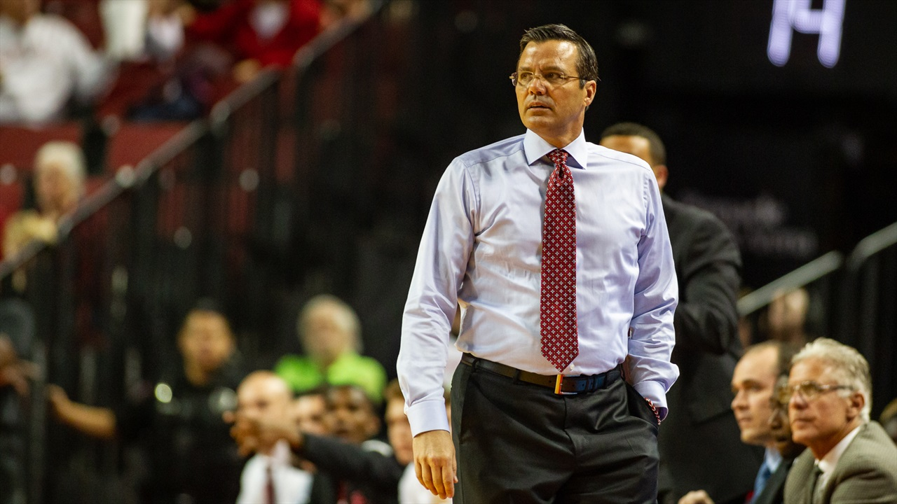 Miles And More Questions Watch Tim Miles On Nebraska S Shooting Rotation Questions And