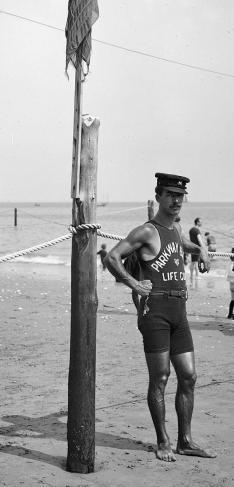 Badevakt, 1920