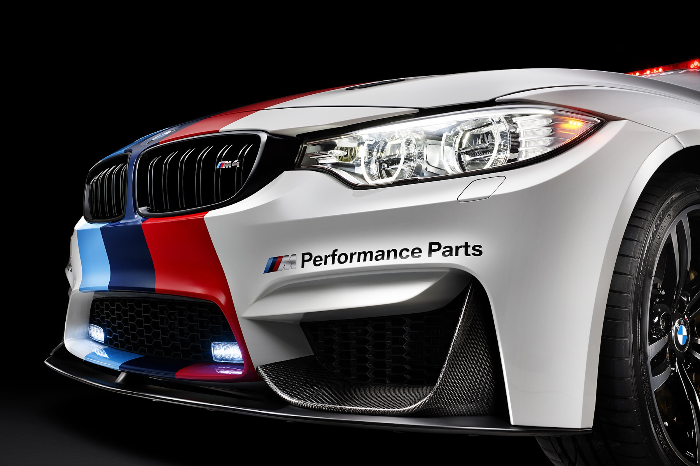 M4 Performance Exhaust Bmw M4 Motogp Safety Car W M Performance Parts M Performance