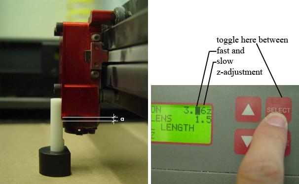 universal laser cutter