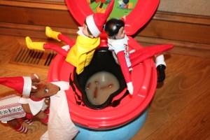Naughty Elf Poop!