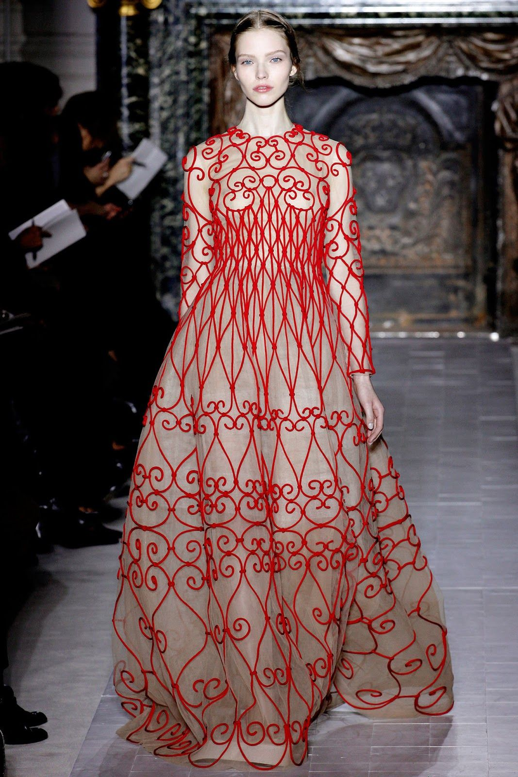 Dsign Valentino Valentino Haute Couture Spring Summer 2013 Collection