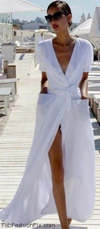 Style Guide: How to wear and style white color this summer ...