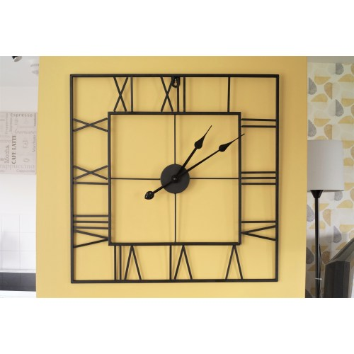 Medium Crop Of Large Square Clocks For Walls