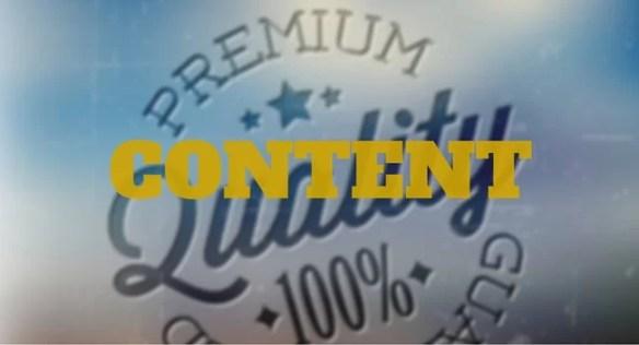 calidad contenido