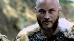Ragnar Lothbrok aus Vikings