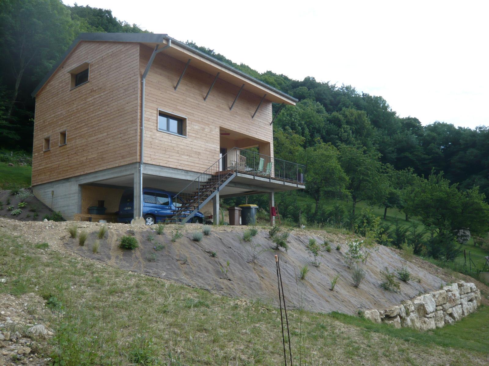 Cout De Construction D\'une Maison Basse Consommation | Construction ...