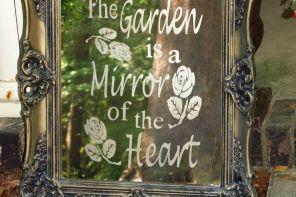 Espelho, Espelho Meu No Jardim