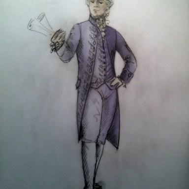 Amadeus Rendering flat