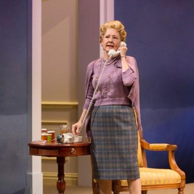 Hartford Stage - Mia Dillon - Photo: T Charles Erickson