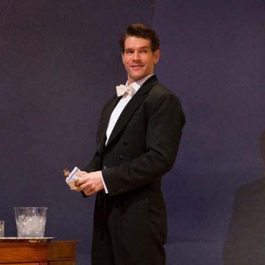 Hartford Stage - Nicholas Carriere - Photo: T Charles Erickson