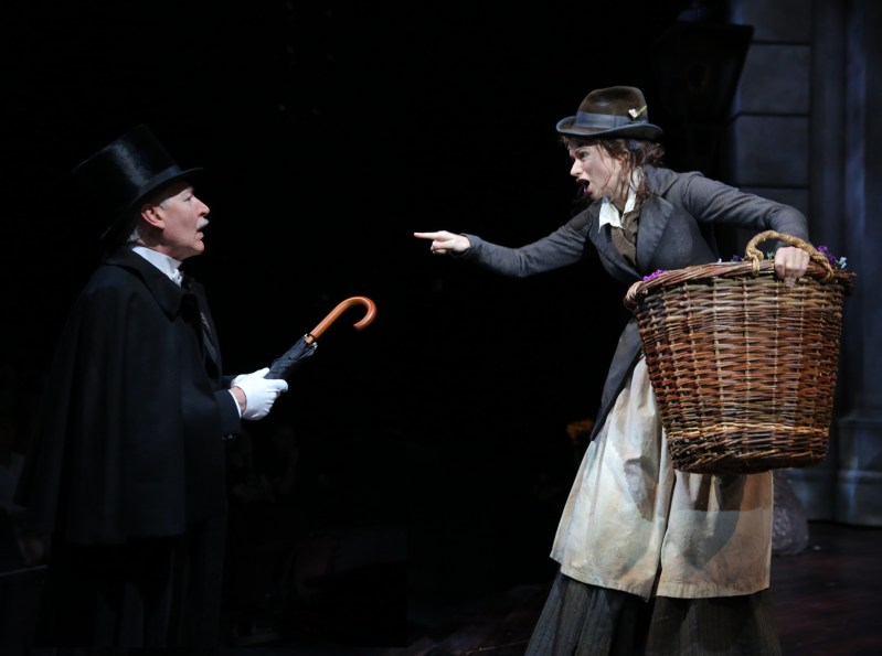 My Fair Lady - Guthrie Theatre - Tony Sheldon and Helen Anker - Photo: Joan Marcus