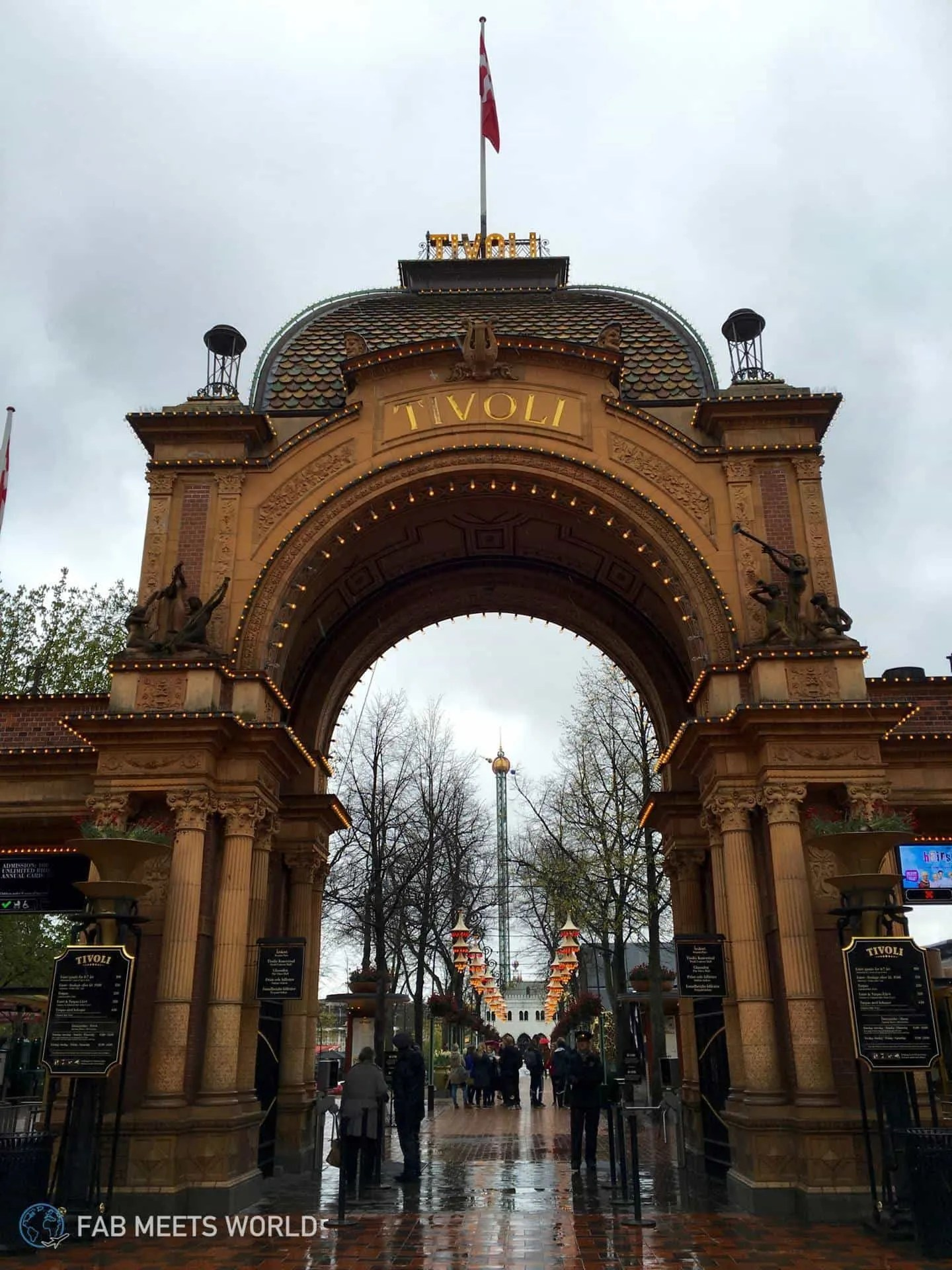Tivoli Park Restaurants 6 Things You Must Do In Copenhagen Denmark Fab Meets World