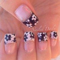Creative Flower Nail Art Designs & Ideas 2013/ 2014 ...