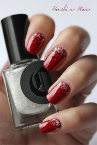 Inspiring Winter Nail Art Designs & Ideas For Girls 2013