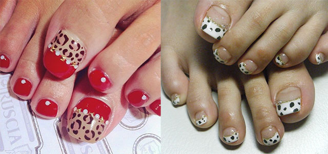 Nail Art Design For Feet 2017 Nailarts Ideas