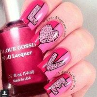 Love Nail Art Designs & Ideas 2014 | Valentine's Nails ...