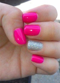 15 Cute Pink Summer Nail Art Designs, Ideas, Trends ...