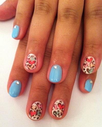 15 Stunning Blue Summer Nail Art Designs Ideas Trends