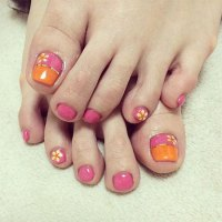 20 + Easy & Simple Toe Nail Art Designs, Ideas & Trends ...