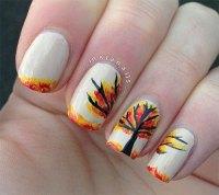 15 + Amazing Fall / Autumn Nail Art Designs, Ideas, Trends ...