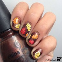 15 + Amazing Fall / Autumn Nail Art Designs, Ideas, Trends ...