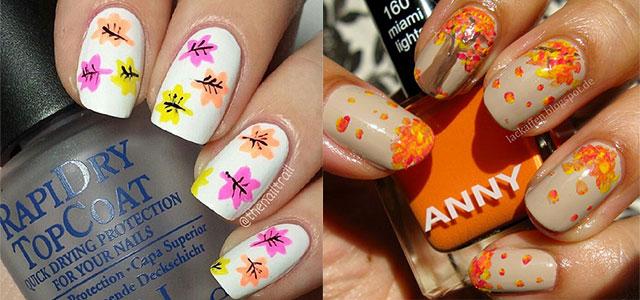 fall nail art designs - Josemulinohouse