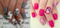 Acrylic Nails Designs 2014 Winter | www.pixshark.com ...