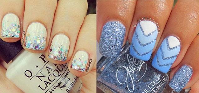 15 Winter Gel Nail Art Designs Ideas Trends Stickers