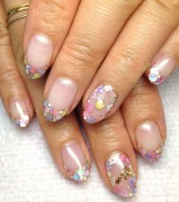 15+ Fun & Bright Summer Gel Nail Art Designs, Ideas ...