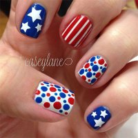 20 Best Fourth Of July Nail Art Designs, Ideas, Trends ...