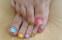 15+ Spring Toe Nail Art Designs, Ideas & Stickers 2016 ...