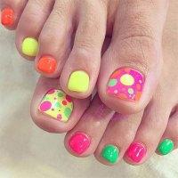 15+ Summer Toe Nail Art Designs & Ideas 2016 | Fabulous ...