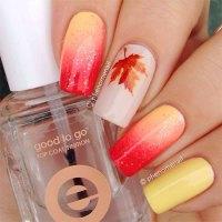 12 Easy Autumn Nail Art Designs & Ideas 2016 | Fall Nails ...