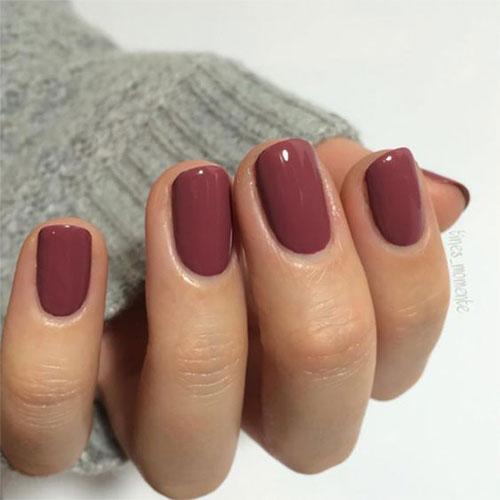 15 Winter Gel Nails Art Designs & Ideas 2016