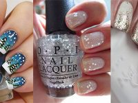 15 Icicle Nail Art Designs Ideas Stickers 2016 Winter