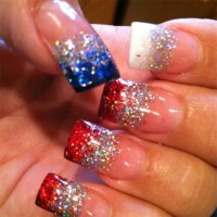 12+ Awesome 4th of July Acrylic Nail Art Designs & Ideas ...