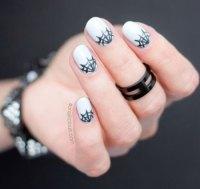 15+ Easy & Simple Halloween Nails Art Designs & Ideas 2017 ...