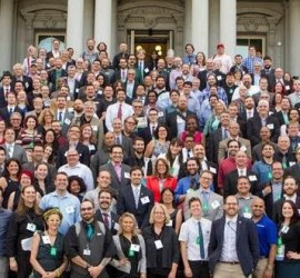 200 + Makerspace organizers were invited to convene on August 24 at the White House to share ideas.