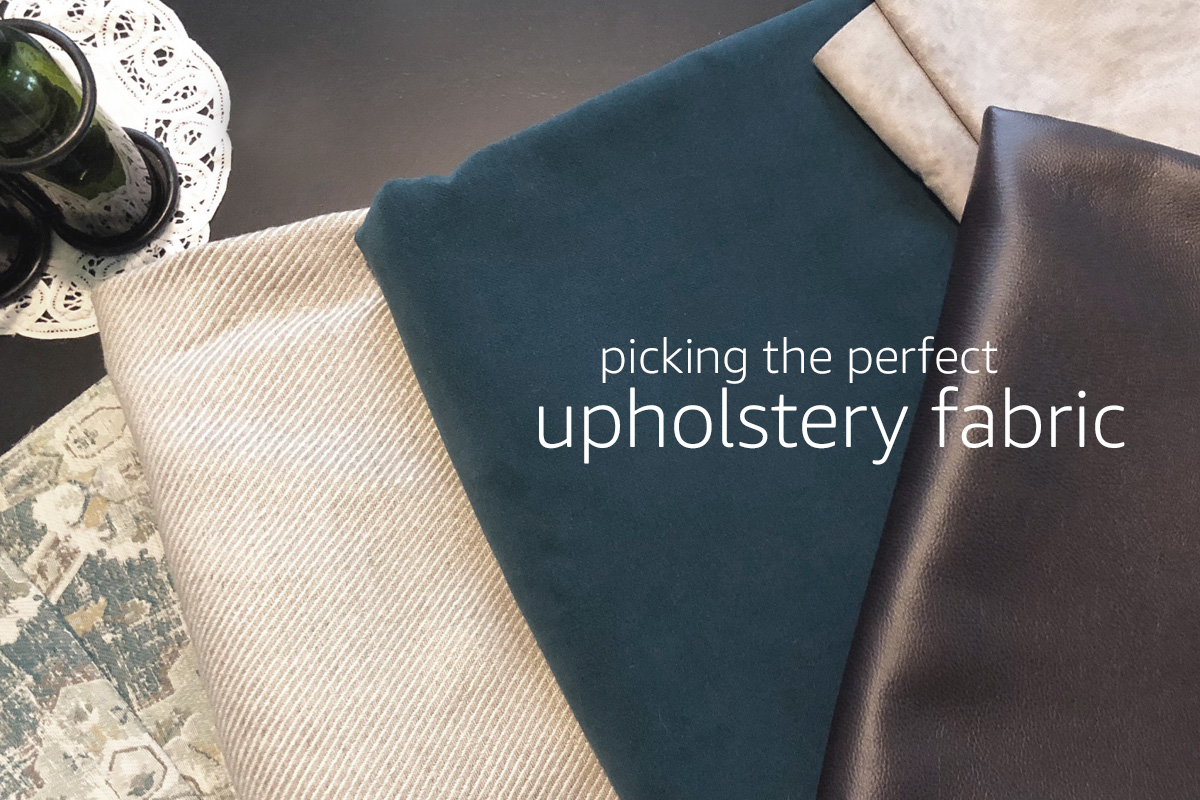 Durable Upholstery Fabric For Sofa Picking The Perfect Upholstery Fabric Learn How To Pick The